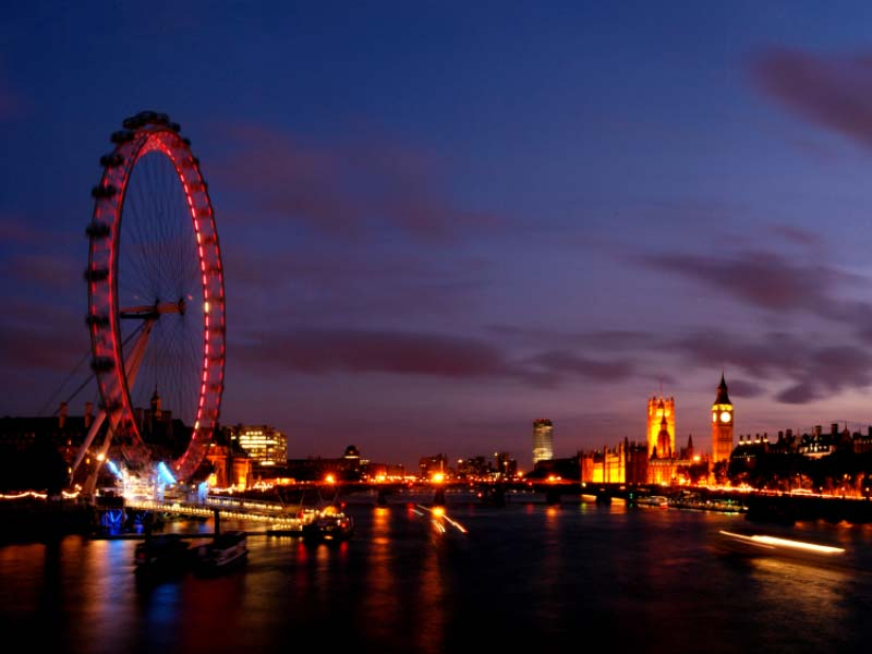 Chauffeured London Tours
