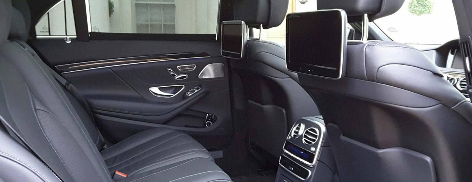 Chauffeur Driven Mercedes